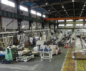 Conveyor Line Assembly (Sayama Plant)