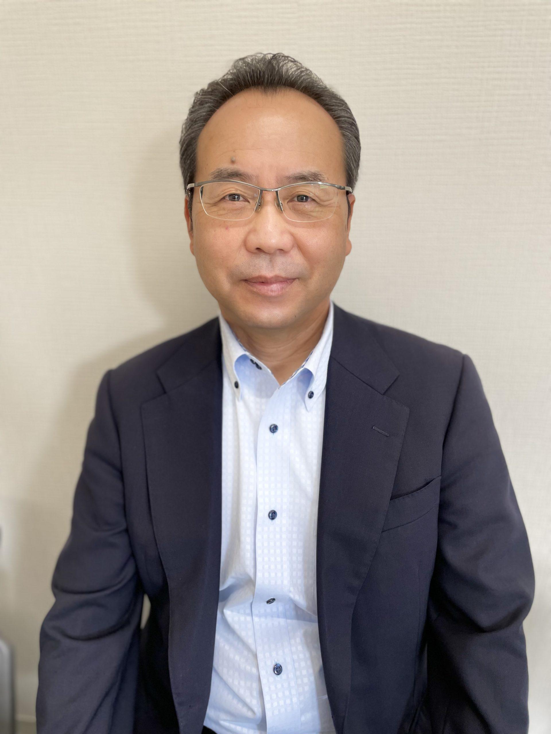 Toshimi Nagaoka President